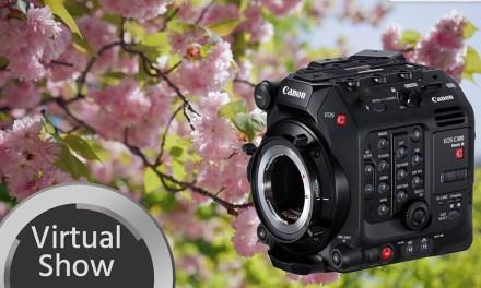 """Canon: Profi-Filmkamera und ein """"außergewöhnliches"""" Objektiv"""