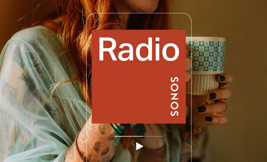 Sonos Radio will mehr sein als ein weiterer Internet-Streamingdienst