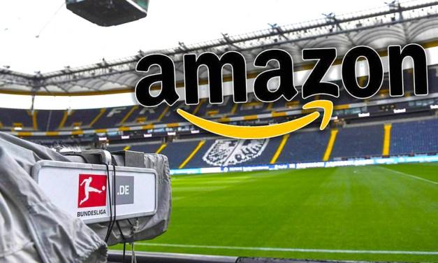 Amazon Prime Video überträgt Spitzenspiele der 2. Bundesliga