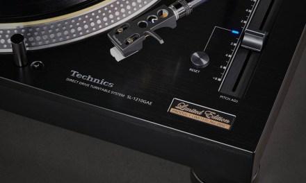 Die Technics-Legende lebt weiter: Plattenspieler als Limited Edition