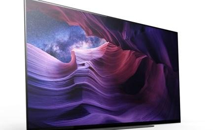 """Sonys extra kleiner OLED-TV steht """"Großen"""" in nichts nach"""
