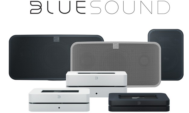 Aktuelles Software-Update bringt Hi-Tec für die Bluesound-Familie