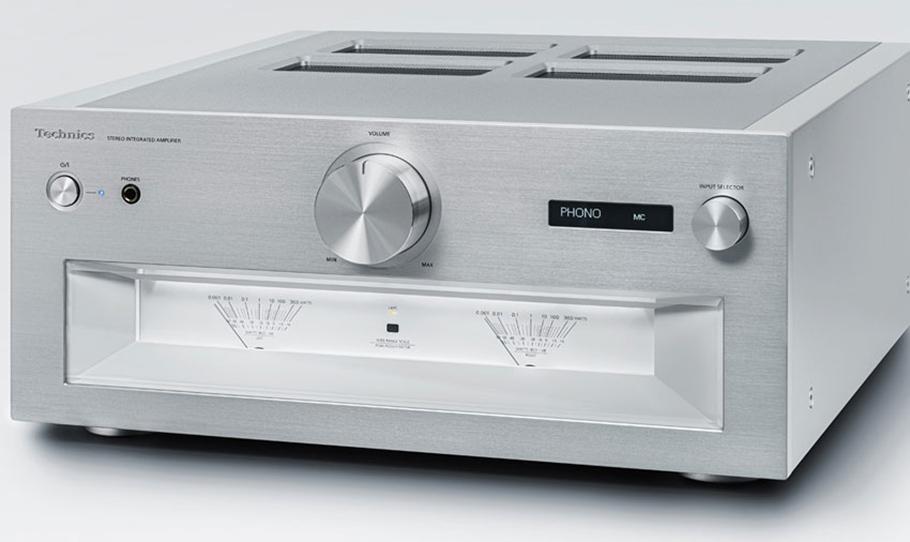 Technics verbessert Digital-Amps: SU-R1000 ist ein Paradebeispiel