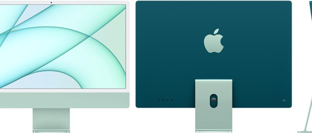 Apple iMac 2021: M1-Chip, 4,5K-Display, viele Farben und mehr