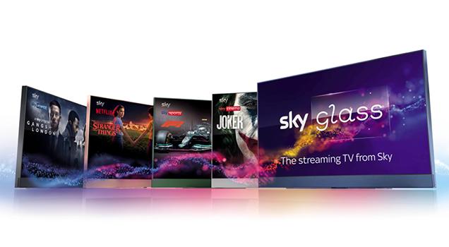 Sky Glass – der neue 4K Fernseher von Sky vorgestellt