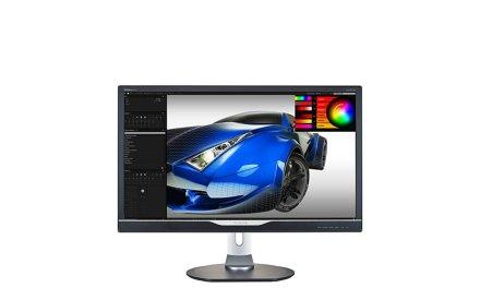 Philips 288P6LJEB: 28 Zoll großer 4K-Monitor für 599 Euro vorgestellt