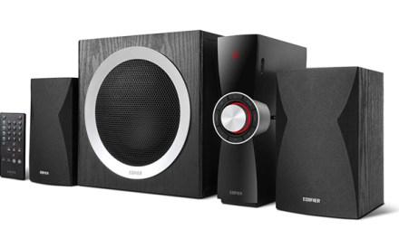 Edifier erweitert Multimedia-Serie um 2.1-Soundsystem C3X
