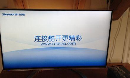 Skyworth 39-Zoll Ultra HD Fernseher für $600