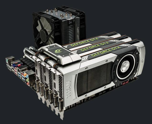 Nvidia GeForce GTX 980 & 970: 4K-Bilder bei 1080p