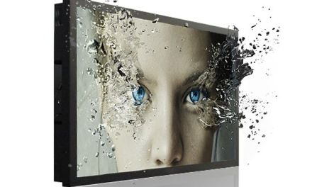50-Zoll-Display mit 4K-Auflösung in brillenfreiem 3D