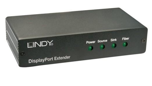 Connectivity-Spezialist Lindy stellt erste 4K Externder-Lösung vor