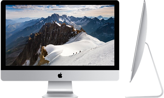 """iMac 21,5"""", 27"""" und iMac 5K erhalten Grafik-Update"""