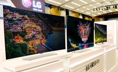IFA 2015: LG präsentiert 4K OLED TVs mit HDR-Content
