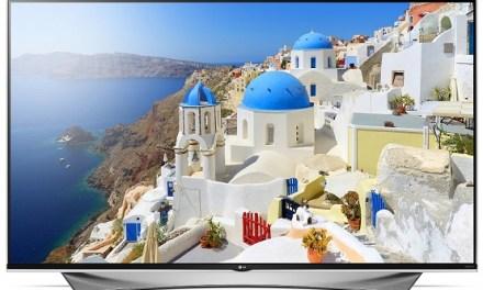 LG UF9509: 4K Premium Ultra HD TVs ab sofort erhältlich