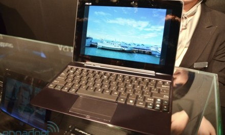Asus Transformer Pad Infinity mit  4K-Output via HDMI