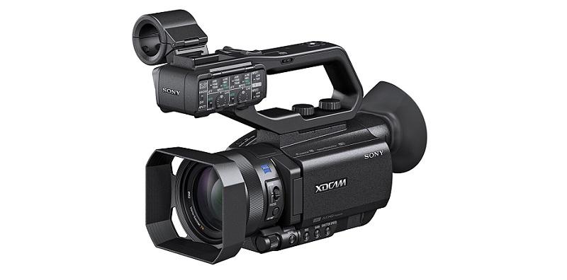 PXW-X70: Neuer XDCAM-Camcorder mit 4K-Sensor vorgestellt