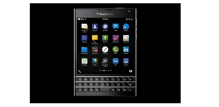 BlackBerry Passport: 4K-Videoaufnahmen statt 4K-Display