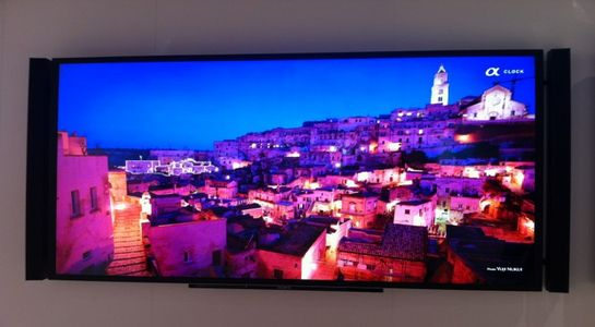 Sony stellt zehn Ultra-HD-Filme für neuen Bravia bereit
