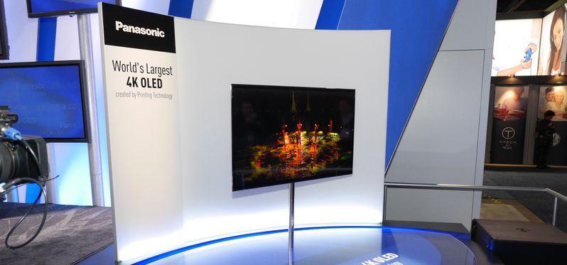 Panasonic: Verkaufsstart der OLED TVs im Jahr 2016