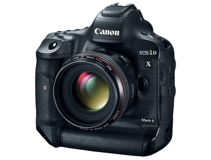 Canon EOS 1D X Mark II: Mit diversen 4K-Features