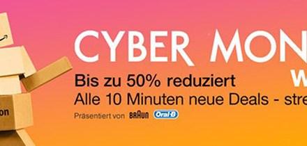 Cyber Monday Woche: 4K-Angebote 24.11.2015
