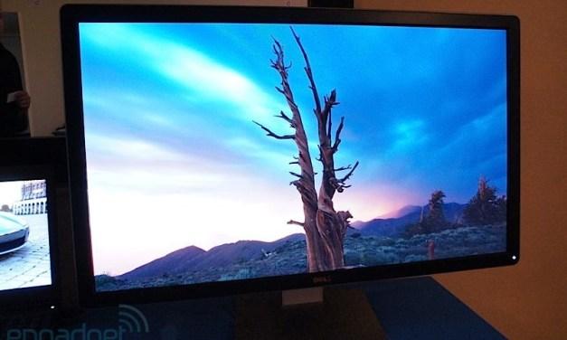 "Dell zeigt 32 Zoll Ultra-HD-Monitor ""UltraSharp 32"""