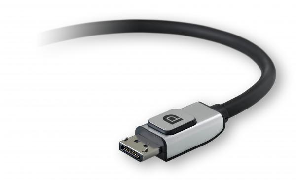 DisplayPort 1.3: 4k-3D und 8k werden unterstützt