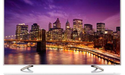 CES 2014: Hisense stellt UHD-TVs und Curved-4K-TV vor