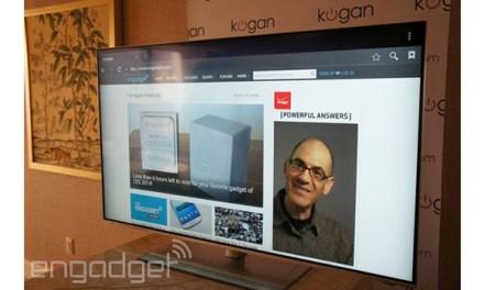 Kogan stellt 4K-TV zum kleinen Preis vor