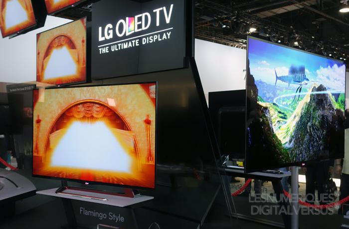 LG erweitert sein OLED TV Lineup um einen 40 – und einen 70-Zöller