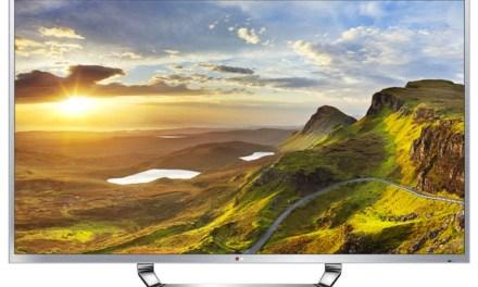 LG Ultra HD TV zeigt sich im Werbespot