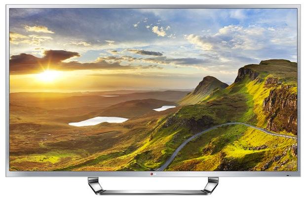 LG mit 300 Verkäufen des $20.000 Ultra HD TV Geräts 84LM9600 in 84 Zoll