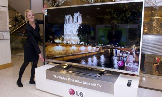 TV-Analystin sieht Ultra HD TV künftig deutlich vor OLED TV