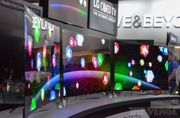 LG sieht sich mit OLED TV und Ultra HD TV in Führung