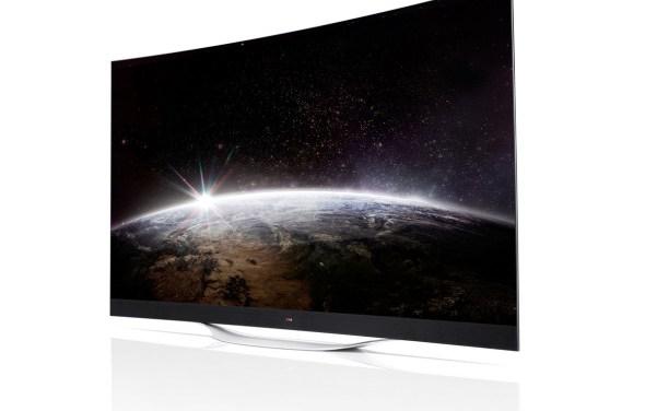 LG 4K Curved OLED TV: Drei Modelle zur CES 2014
