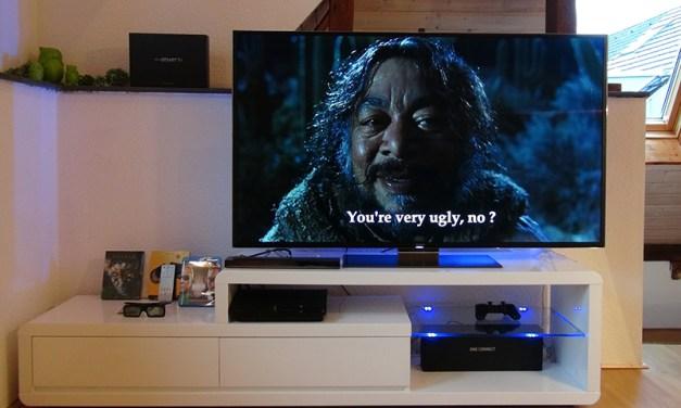 Samsung Evolution Kit 2014: Update für 4K-TVs verfügbar