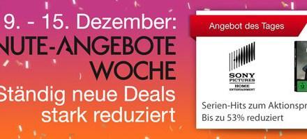 4K- & Heimkino Last-Minute-Angebote bei Amazon am 10.12.2015