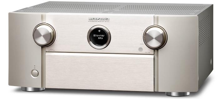 IFA 2015: Neue AV-Receiver mit Dolby Atmos, DTS:X & Auro-3D von Marantz