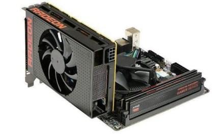 4K-Grafikkarte AMD Radeon R9 Nano um 150 Euro im Preis gesenkt