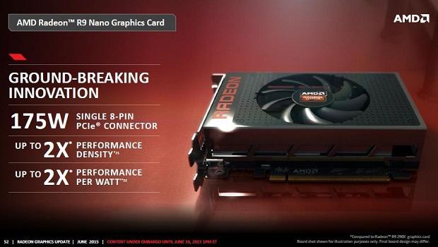 AMD Radeon Fury: Release der 4K- & VR-Grafikkarte am 24. Juni