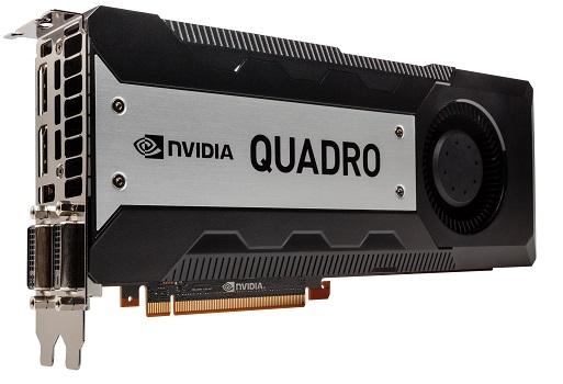 Nvidia Quadro M6000: Neue 4K-Grafikkarte mit Backplate