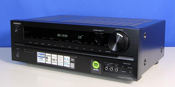 Onkyo TX-NR535 und TX-NR636: Neue 4K-AV-Receiver vorgestellt