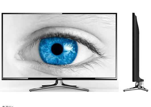 Orion: 4K- und Curved-TV zur IFA 2014