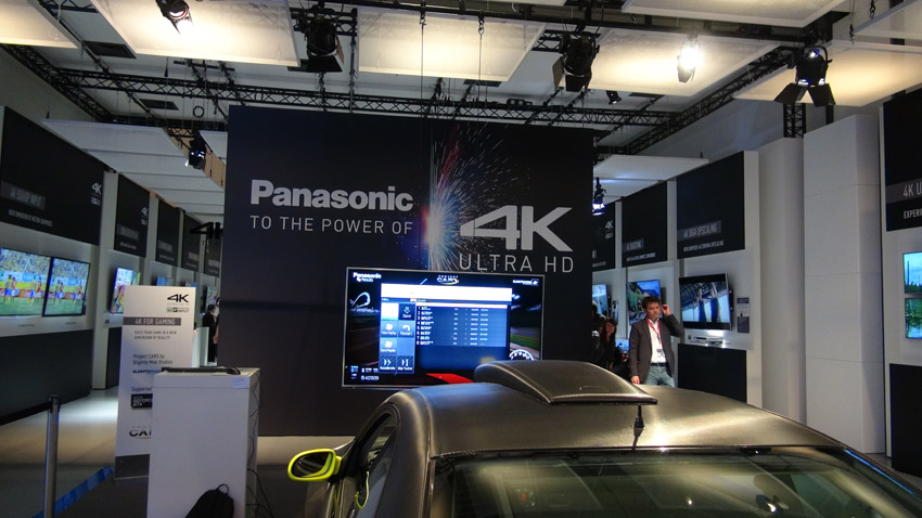 IFA 2013: Panasonic L65WT600 offiziell vorgestellt [ inkl. Eyes-On Video ]