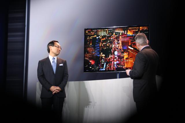 Ultra HD TV von Panasonic: Spekulationen über Vorstellung auf der IFA 2013 in Berlin