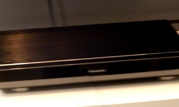 IFA 2015: Auch Panasonic stellt Ultra HD Blu-ray Player vor