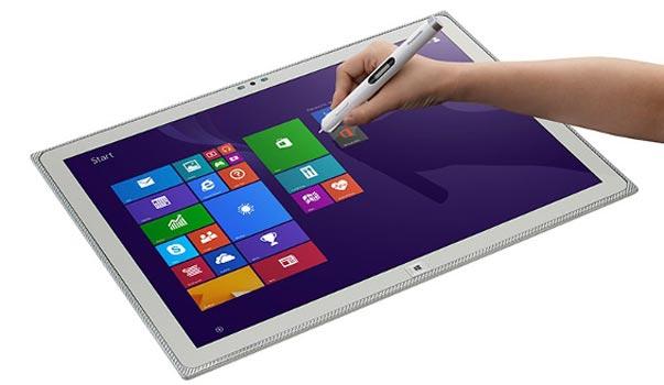 Panasonic Toughpad 4K: UHD Tablet UT-MB5 kostet 6.000 US-Dollar