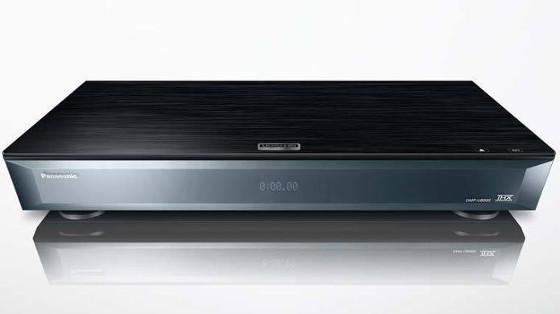 Panasonic: Erstes Firmware-Update für neuen UHD Blu-ray Player