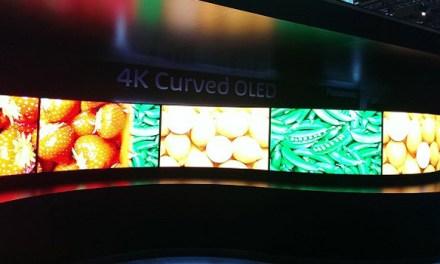 Panasonic: OLED-Fernseher sind noch nicht zum Verkauf geeignet