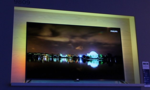 Philips Ambilight TVs mit Android: 30-Tage-Testaktion